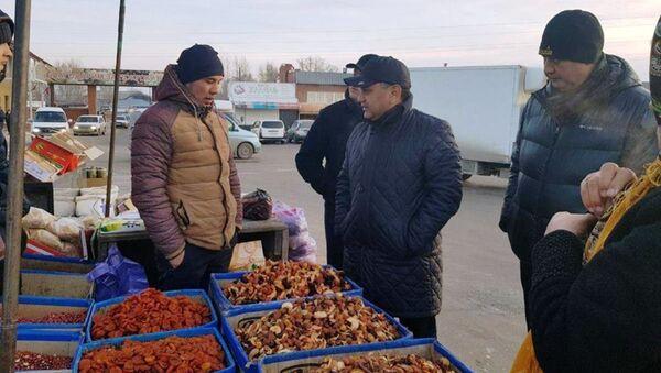 Делегация Узбекистана в Новосибирском рынке - Sputnik Ўзбекистон