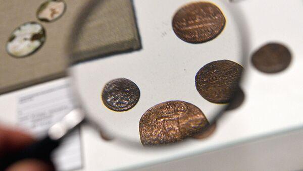 Старинные монеты - Sputnik Узбекистан