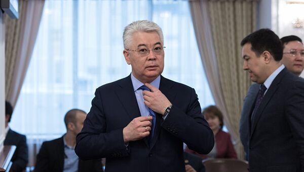 Бейбут Атамкулов - Sputnik Узбекистан