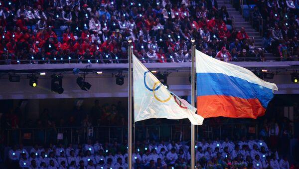 Олимпиада 2014. Церемония закрытия - Sputnik Узбекистан