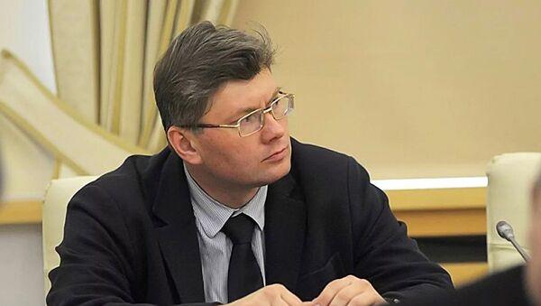 Сергей Ермаков, начальник сектора региональной безопасности Центра евроатлантических и оборонных исследований РИСИ - Sputnik Узбекистан