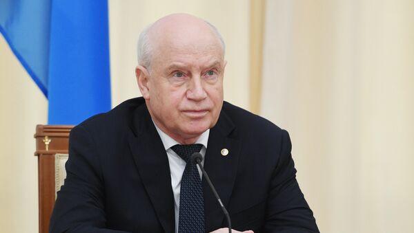 Председатель Исполнительного комитета – исполнительного секретаря СНГ Сергей Лебедев - Sputnik Узбекистан