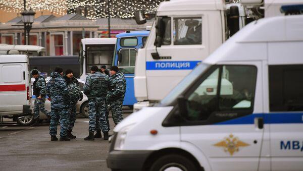 Полиция - Sputnik Ўзбекистон