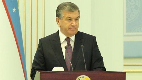 Мирзиёев: каждая страна ЦА формирует будущее региона - Sputnik Узбекистан