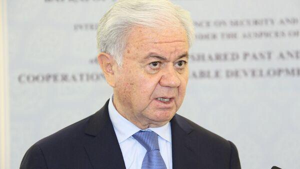 Рашид Алимов - Sputnik Узбекистан