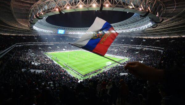 Футбол. Товарищеский матч. Россия - Аргентина - Sputnik Узбекистан