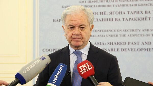 Алимов: судьбу Центральной Азии должны решать сами народы ЦА - Sputnik Узбекистан
