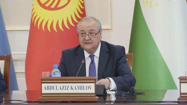 Камилов: в Самарканде прошла беспрецедентная встреча по проблемам ЦА - Sputnik Ўзбекистон