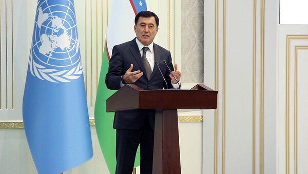 Владимир Норов - Sputnik Узбекистан