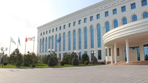 Зал форумов в Самарканде - Sputnik Узбекистан