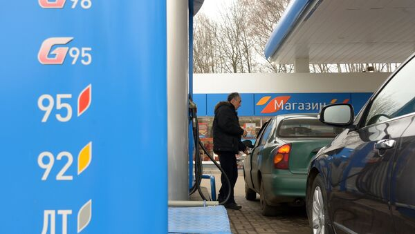 Rost tsen na benzin - Sputnik Oʻzbekiston