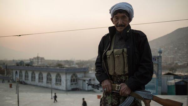 Житель Хазарейской общины в Кабуле - Sputnik Ўзбекистон