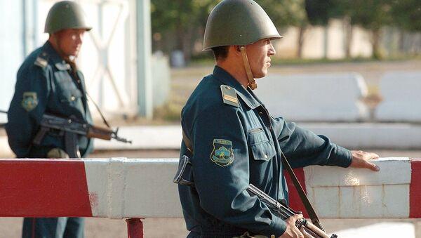 Милиция в Узбекистане - Sputnik Ўзбекистон
