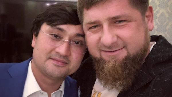 Ramzan Kadыrov i Oybek Tursunov - Sputnik Oʻzbekiston
