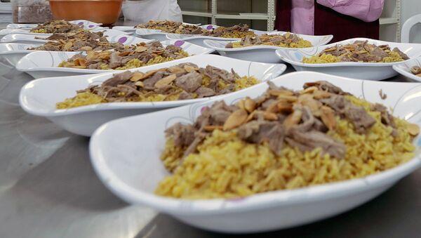 Приготовление пищи - Sputnik Узбекистан