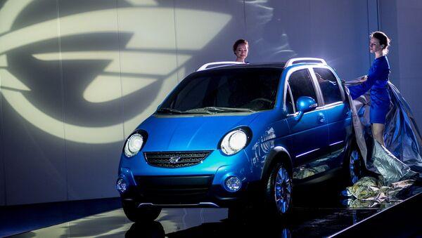 Презентация нового автомобильного бренда RAVON - Sputnik Ўзбекистон
