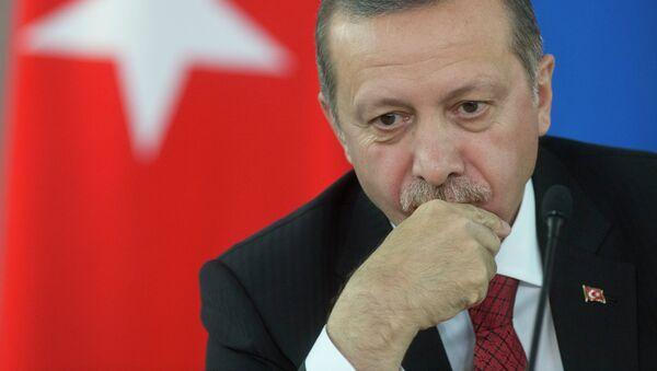 Туркия президенти Ражаб Тойиб Эрдўған - Sputnik Ўзбекистон