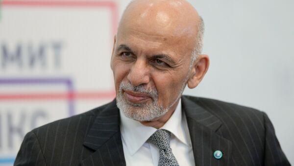 Президент Исламской Республики Афганистан Ашраф Гани - Sputnik Узбекистан