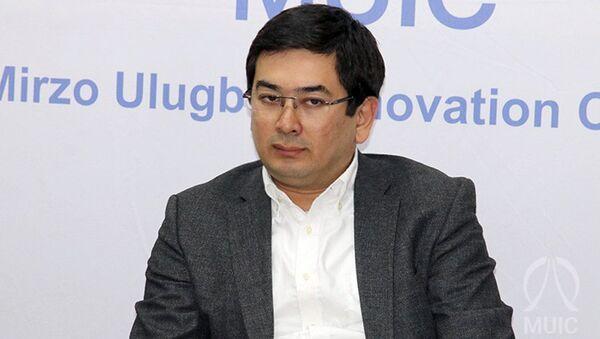 Фархад Ибрагимов стал директором Mirzo Ulugbek Innovation Center - Sputnik Узбекистан