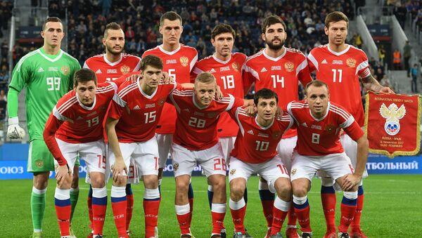 Сборная России по футболу - Sputnik Узбекистан