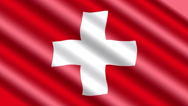 Флаг Швейцарии - Sputnik Узбекистан