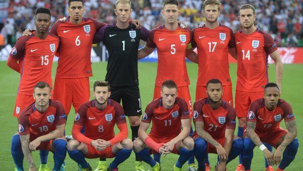 Сборная Англии по футболу - Sputnik Узбекистан