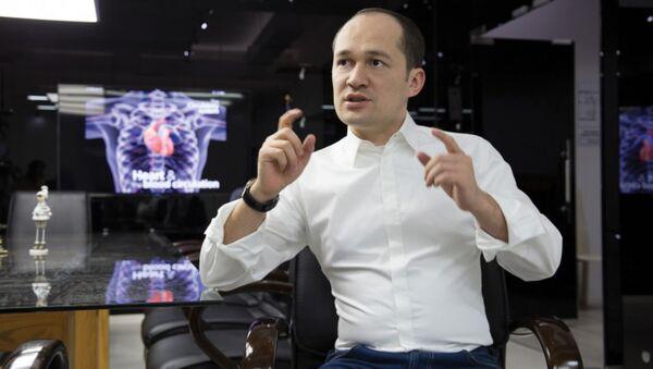 Novыy press-sekretar Shavkata Mirziyoyeva - Komil Allamjonov - Sputnik Oʻzbekiston