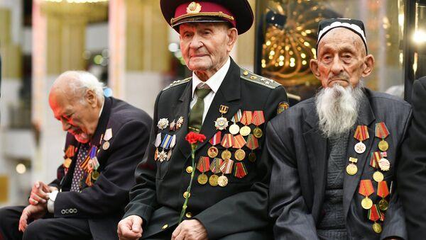 Ветераны - Sputnik Узбекистан