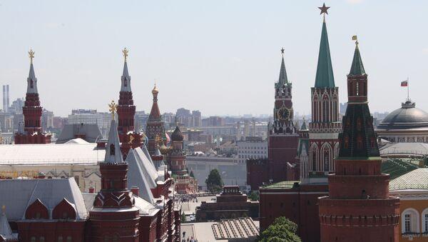 Москва - город-организатор Чемпионата мира 2018 года - Sputnik Узбекистан