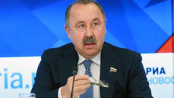 Депутат Государственной думы РФ Валерий Газзаев - Sputnik Узбекистан