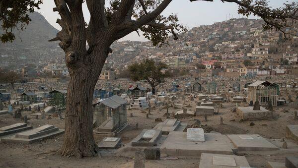 Кладбище в Кабуле - Sputnik Узбекистан