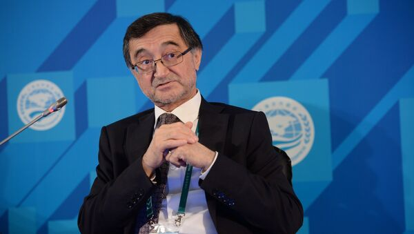 Спецпредставитель президента Российской Федерации по делам Шанхайской организации сотрудничества (ШОС) Бахтиер Хакимов - Sputnik Узбекистан