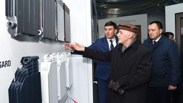 Президент Афганистана посетил Ташкентский завод сельскохозяйственной техники - Sputnik Ўзбекистон