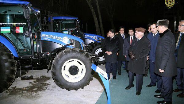 Визит президента Афганистана Ашрафа Гани в Узбекистан - Sputnik Узбекистан