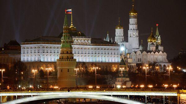 Moskovskix Kreml  - Sputnik Oʻzbekiston