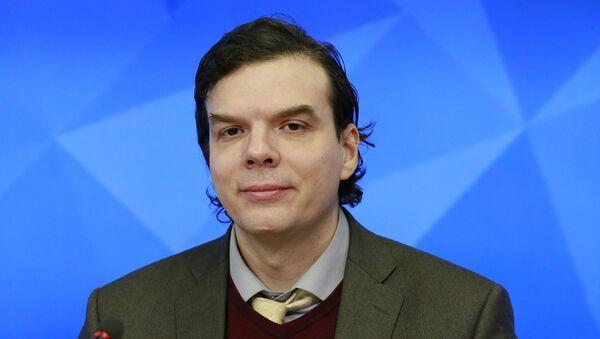 Андрей Казанцев. Архивное фото - Sputnik Узбекистан