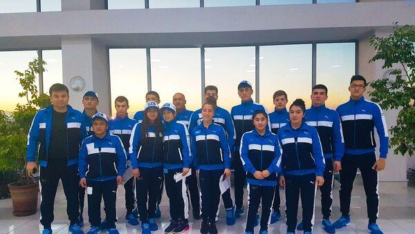 Sbornaya paralimpiyskaya komanda Uzbekistana - Sputnik Oʻzbekiston
