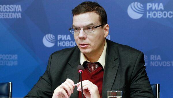Андрей Казанцев - Sputnik Узбекистан