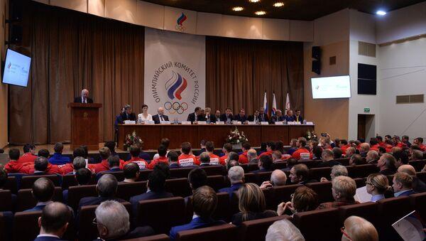 Ежегодное Олимпийское собрание - Sputnik Узбекистан