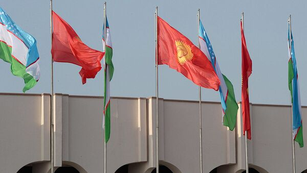 Визит президента Кыргызстана Сооронбая Жээнбекова в Узбекистан - Sputnik Узбекистан