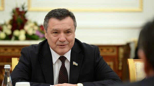 Spiker Oliy Majlisa Respubliki Uzbekistan Nurdinjon Ismoilov - Sputnik Oʻzbekiston