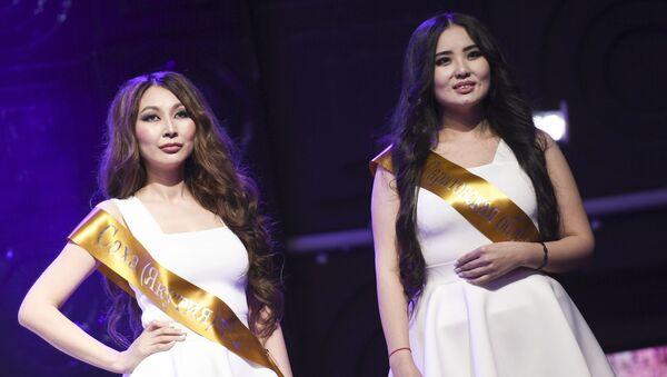 Moskvada Miss Asia Russia – 2017 goʻzallik tanlovi oʻtkazildi - Sputnik Oʻzbekiston