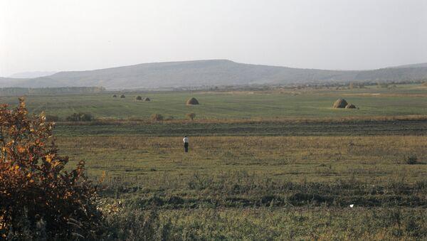 Степь в Приморском крае - Sputnik Узбекистан
