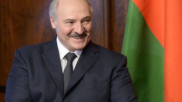 Belorussiya prezidenti Aleksandr Lukashenko - Sputnik Oʻzbekiston