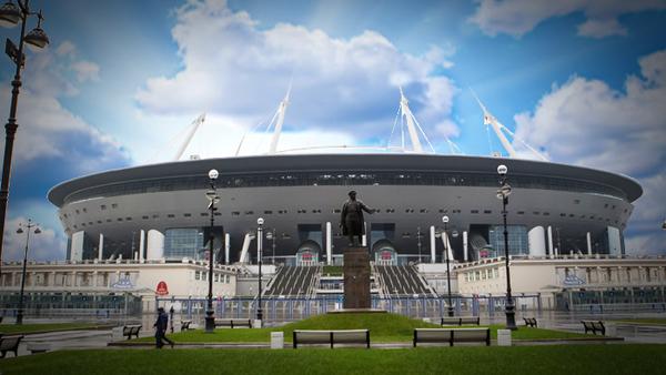 Стадион Санкт-Петербург - Sputnik Узбекистан
