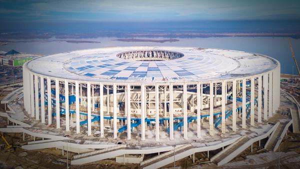 Стадион Нижний Новгород - Sputnik Узбекистан