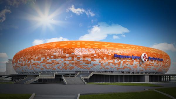 Мордовия Арена - Sputnik Узбекистан