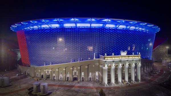 Екатиринбург Арена - Sputnik Узбекистан