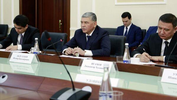Generalnыy prokuror Respubliki Uzbekistan I.B. Abdullayev - Sputnik Oʻzbekiston