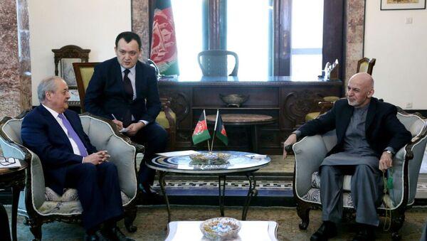 Визит Абдулазиза Камилова в Афганистан - Sputnik Узбекистан